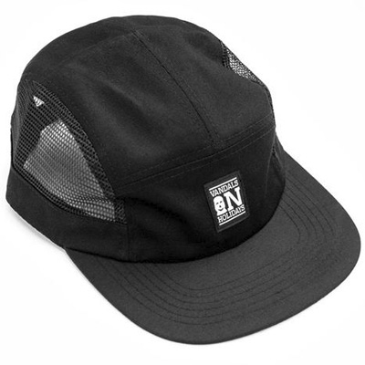 VANDALS ON HOLIDAYS 5Panel Cap LUNAR ECLIPSE black