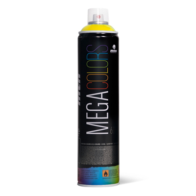 MONTANA COLORS MTN Mega Colors 600ml Spraydose