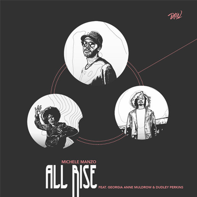 Michele Manzo - All Rise - Vinyl LP