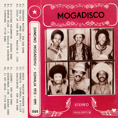 Various Artists - Mogadisco - Vinyl 2xLP