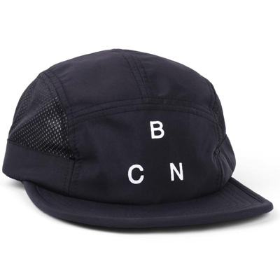 LASER 5Panel Cap MONTJUICH V2 TECH black