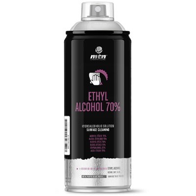 MTN PRO Ethyl Alcohol 70% Surface Disinfection Spray 400ml