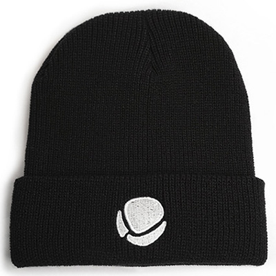 Montana Colors Beanie MTN LOGO black