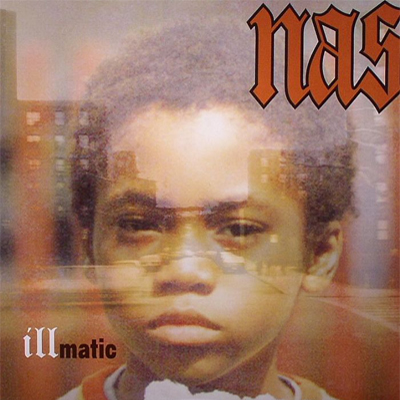 Nas - Illmatic - Vinyl LP