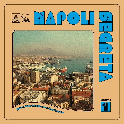 Various - Napoli Segreta Vol.1 - Vinyl LP