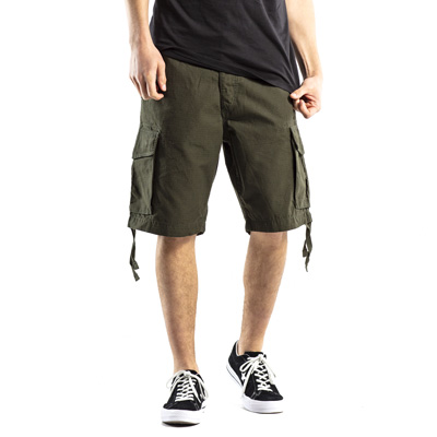 REELL Cargo Shorts NEW CARGO forest green