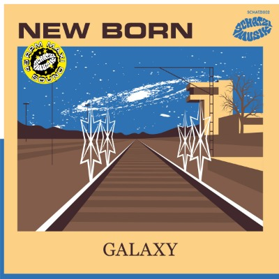 New Born - Galaxy - Vinyl 12""