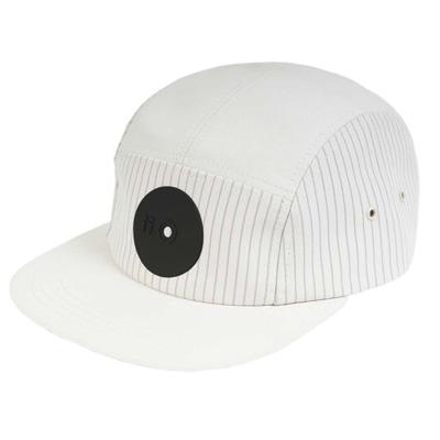 SERIOUS 5Panel Cap NEW YORK FATCAP white black 2bd26c607b3a