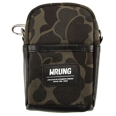 WRUNG Bag POUCH BOOTCAMP dark camo