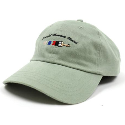 SELVA Dad Hat PMUTD light green