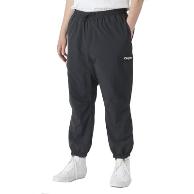 CLEPTOMANICX Winter Jogging Pants SQUARE black