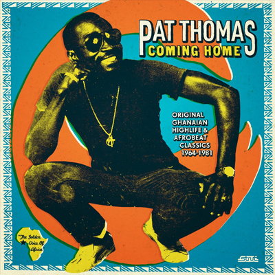 Pat Thomas - Coming Home - Vinyl 3xLP