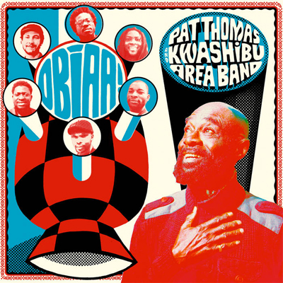 Pat Thomas And Kwashibu Area Band - Obiaa - Vinyl 2xLP