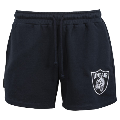 UNFAIR ATHLETICS Sweat Shorts PB EMBLEM navy