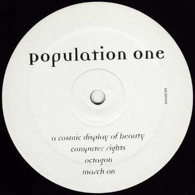 Population One - HCS994X - Vinyl 2xLP