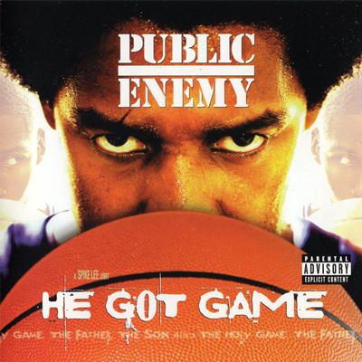 Public Enemy - He Got Game - Vinyl 2xLP