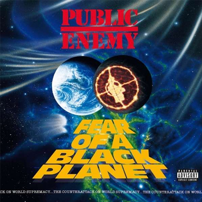 Public Enemy - Fear Of A Black Planet - Vinyl LP