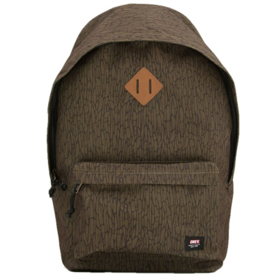 OBEY Backpack QUALITY DISSENT dark olive
