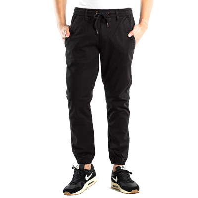 REELL Jogging Pants REFLEX 2 - Long black