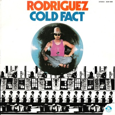 Rodriguez - Cold Fact - LP