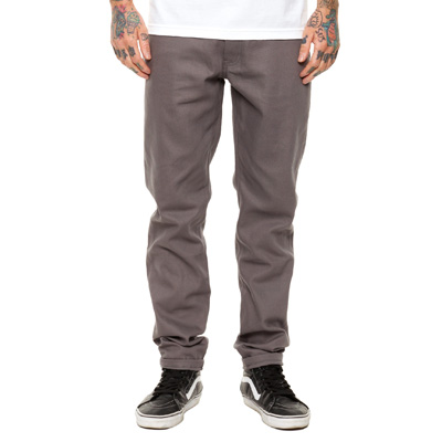 REBEL8 Pants STANDARD TWILL grey