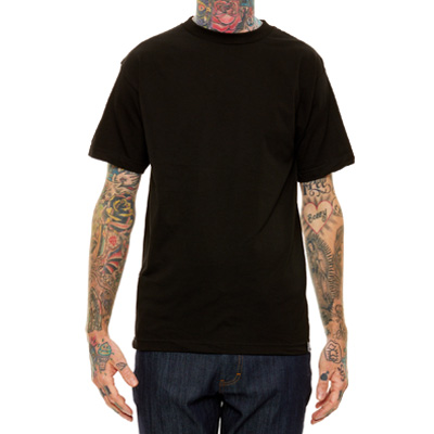 REBEL8 T-Shirt BASIC black
