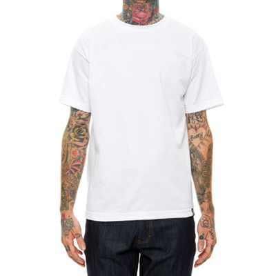 REBEL8 T-Shirt BASIC white