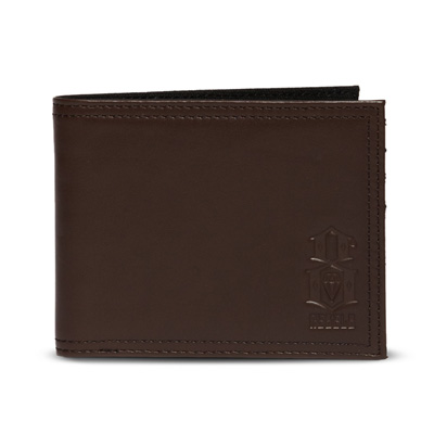 REBEL8 Leather Wallet STANDARD ISSUE brown