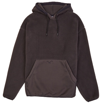 CLEPTOMANICX Hoody SAMSON phantom black