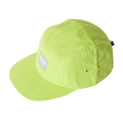 SKULLS 5Panel Cap OLD SCHOOL vivid green