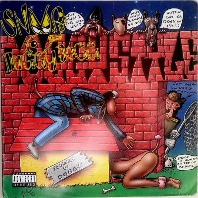 Snoop Doggy Dogg - Doggystyle - Vinyl 2xLP
