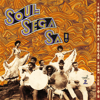 Various - Soul Sega Sa Vol.2 - Vinyl LP