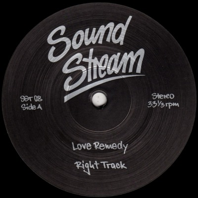 Sound Stream - Love Remedy - Vinyl 2xLP