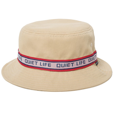 THE QUIET LIFE Bucket Hat SPORT tan