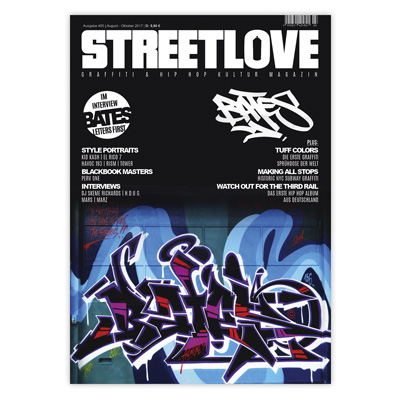 STREETLOVE Magazine 05 Germany