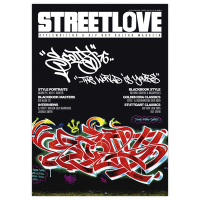 STREETLOVE Magazine 06 Germany