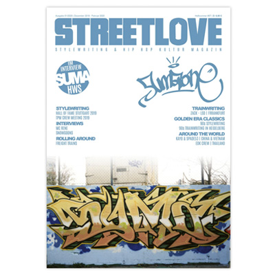 STREETLOVE Magazine 07 Germany