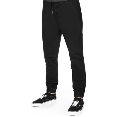 STREETSPUN Jogger Jeans STRETCH black