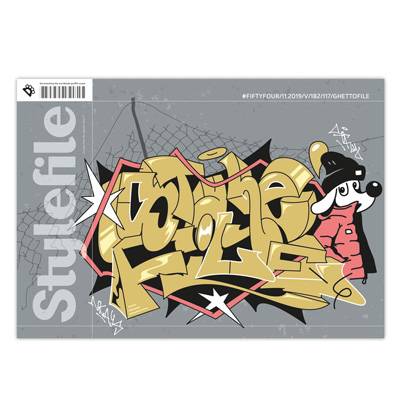STYLEFILE Magazine 54 Ghettofile