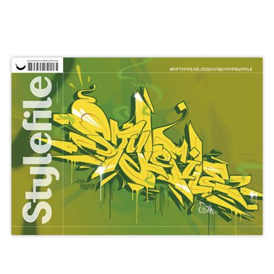 STYLEFILE Magazine 55 Fruitfile