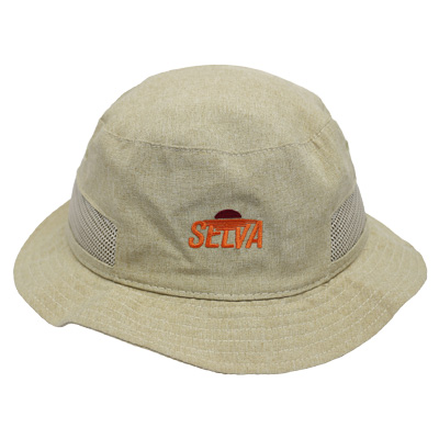 SELVA Bucket Hat SUNSET beige