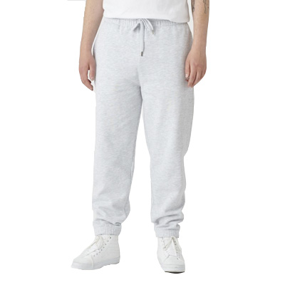 CLEPTOMANICX Sweatpants LIGULL HEAVY light heather grey