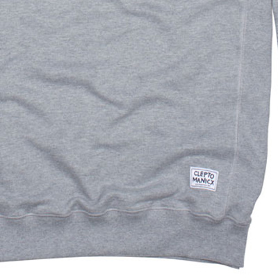 Sweatshirt Patch SS14-CXSWPAT-heather-grey-1.jpg