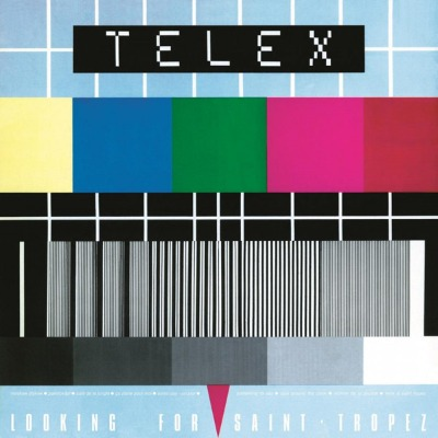 Telex - Looking For Saint Tropez - Vinyl LP