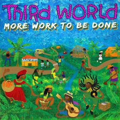 Third World - More Work To Be Done - Vinyl 2xLP