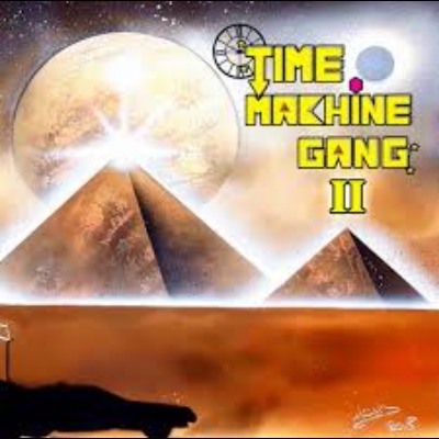 Time Machine Gang - II - Vinyl LP