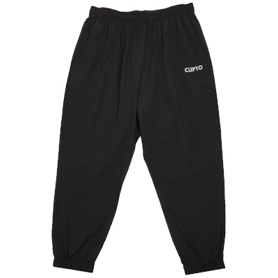CLEPTOMANICX Trackpants CLEPTO black