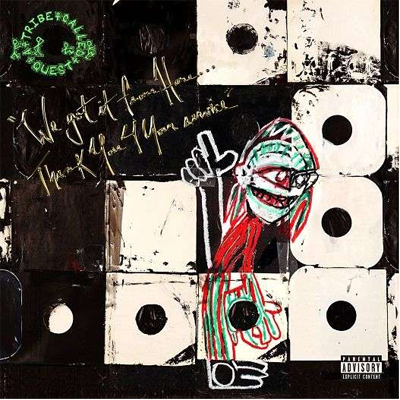 A Tribe Called Quest - We Got It From Here.. - Vinyl 2xLP