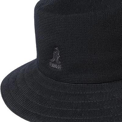 d3e972f35e1 Kangol Headwear - KANGOL Hat TROPIC RAP black - Diverse Caps - Layup ...