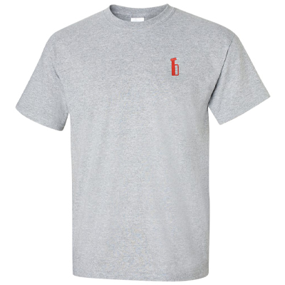 SIXSIXSEVEN T-Shirt NOTHAMMER heather grey